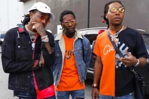 US Rap Group Migos; Say Nigerians Can't Speak Good English